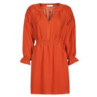 textil Dame Korte kjoler See U Soon 21122109 Rød
