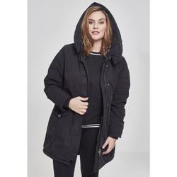 textil Dame Parkaer Urban Classics Parka femme Urban Classic gart wahed long GT noir