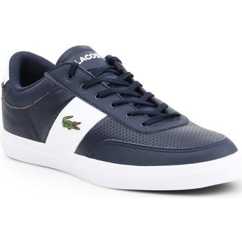Sko Herre Lave sneakers Lacoste Court-Master 119 2 CMA 7-37CMA0012092 navy , white