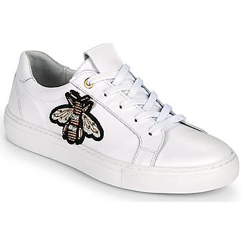 Sko Dame Lave sneakers Myma PIGGA Hvid