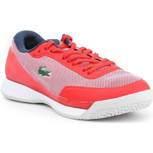 Sko Dame Lave sneakers Lacoste LT Pro 117 2 SPW 7-33SPW1018RS7 red, navy , white