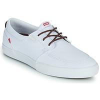Sko Herre Lave sneakers Globe ATTIC Hvid