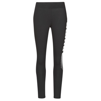 textil Dame Leggings Puma ESS+ GRAPHIC LEGGING Sort