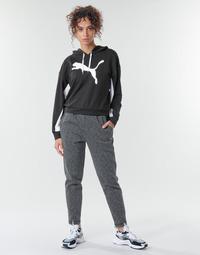 textil Dame Træningsbukser Puma Evostripe Pants Grå / Sort