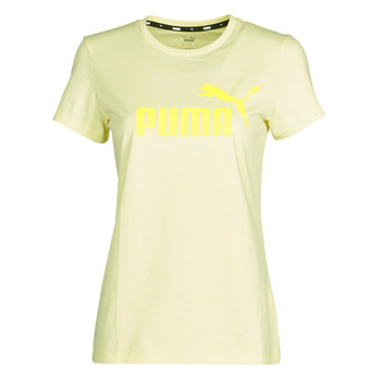 T-shirts m. korte ærmer Puma  ESS Logo Tee (s)