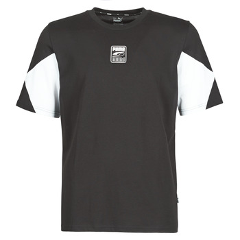 textil Herre T-shirts m. korte ærmer Puma REBEL ADVANCED TEE Sort