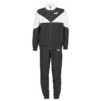 textil Herre Træningsdragter Puma Woven Suit CL Sort / Hvid