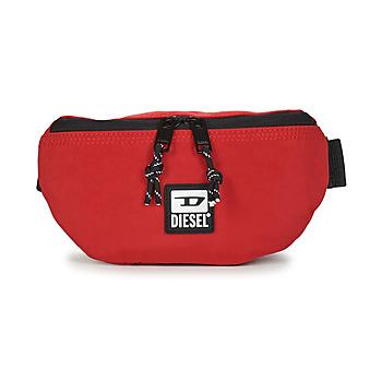 Tasker Herre Bæltetasker Diesel  Rød