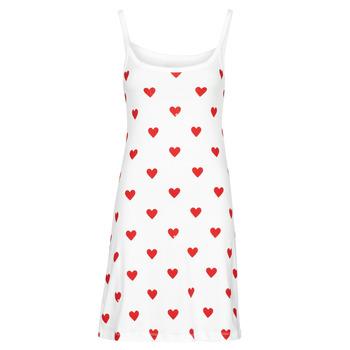 textil Dame Pyjamas / Natskjorte Petit Bateau DAYWEAR Hvid