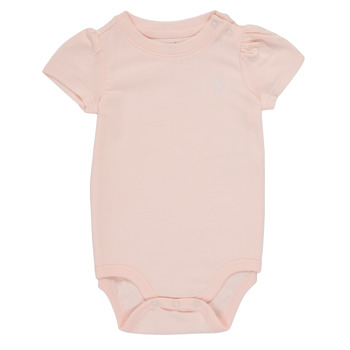 textil Pige Pyjamas / Natskjorte Polo Ralph Lauren POLINE Pink