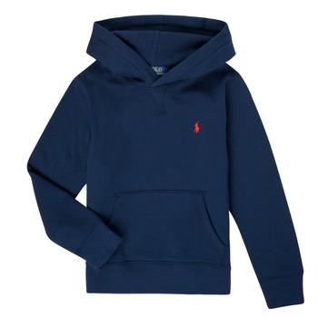 textil Dreng Sweatshirts Polo Ralph Lauren SONNA Marineblå