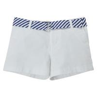 textil Pige Shorts Polo Ralph Lauren FILLI Hvid