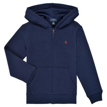 textil Dreng Sweatshirts Polo Ralph Lauren SIDOINE Marineblå