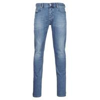 textil Herre Smalle jeans Diesel D-LUSTER Blå / Lys