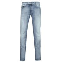 textil Herre Smalle jeans Diesel D-STRUKT Blå / Lys