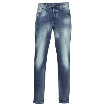 textil Herre Lige jeans Diesel D-FINNING Blå / Medium