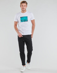 textil Herre Lige jeans Diesel D-FINNING Sort