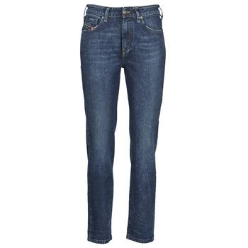 textil Dame Lige jeans Diesel D-JOY Blå / Medium