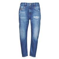 textil Dame Jeans - boyfriend Diesel D-FAYZA Blå / Medium
