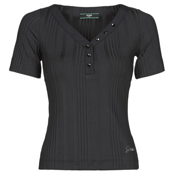 T-shirts m. korte ærmer Guess  SS LETICIA TOP