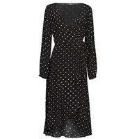textil Dame Lange kjoler Guess NEW BAJA DRESS Sort