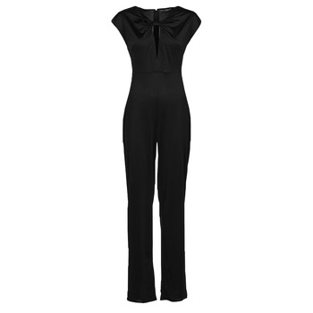 textil Dame Buksedragter / Overalls Guess ROSANNA JUMPSUIT Sort