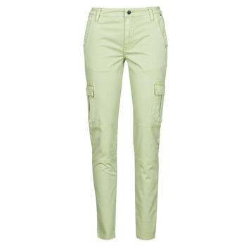 textil Dame Cargo bukser Guess SEXY CARGO PANT Grøn