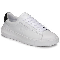 Sko Dame Lave sneakers Calvin Klein Jeans CHUNKY SOLE SNEAKER LACEUP LTH Hvid