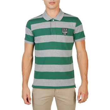 textil Herre Polo-t-shirts m. korte ærmer Oxford University - MAGDALEN-RUGBY-MM green