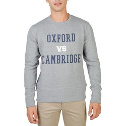 textil Herre Sweatshirts Oxford University - OXFORD-FLEECE-CREWNECK grey