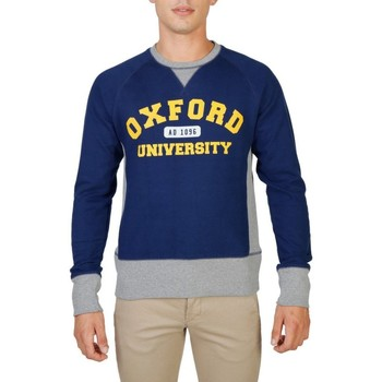 textil Herre Sweatshirts Oxford University - OXFORD-FLEECE-RAGLAN blue