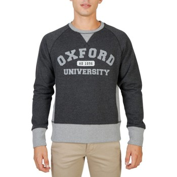 textil Herre Sweatshirts Oxford University - OXFORD-FLEECE-RAGLAN grey
