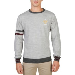 textil Herre Sweatshirts Oxford University - OXFORD_TRICOT-CREWNECK grey
