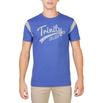 textil Herre T-shirts m. korte ærmer Oxford University - TRINITY-VARSITY-MM blue