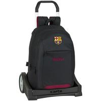 Tasker Børn Rygsække / skoletasker med hjul Fc Barcelona 612027860 Negro