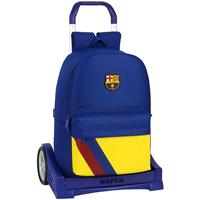 Tasker Børn Rygsække / skoletasker med hjul Fc Barcelona 612025860 Azul
