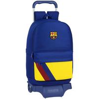 Tasker Børn Rygsække / skoletasker med hjul Fc Barcelona 612025313 Azul