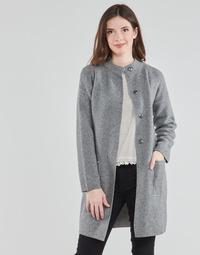 textil Dame Frakker Benetton 1132E9071-507 Grå