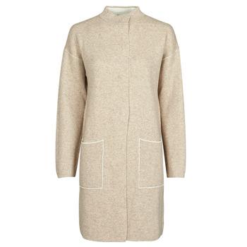 textil Dame Frakker Benetton 1132E9071-62U Beige