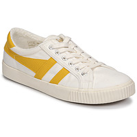 Sko Dame Lave sneakers Gola TENNIS MARK COX Beige / Gul