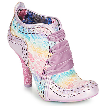 Sko Dame Lave støvletter Irregular Choice ABIGAIL'S THIRD PARTY Pink / Violet