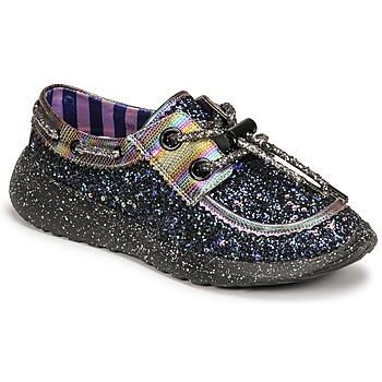Sko Dame Lave sneakers Irregular Choice SKYLAR Sort