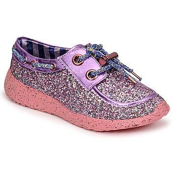 Sko Dame Lave sneakers Irregular Choice SKYLAR Violet