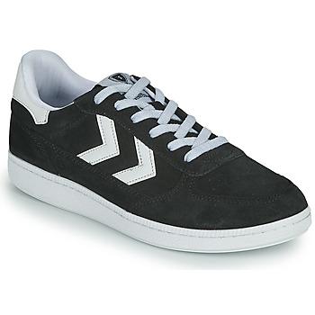 Sko Herre Lave sneakers Hummel VICTORY Sort
