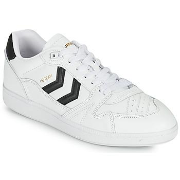 Sko Herre Lave sneakers Hummel HB TEAM Hvid / Sort