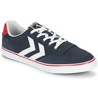 Sko Herre Lave sneakers Hummel STADIL LOW OGC 3.0 Blå