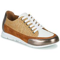 Sko Dame Lave sneakers Karston CAMINO Brun / Bronze