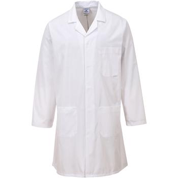 textil Frakker Portwest PW175 White