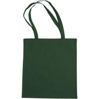 Tasker Shopping Bags By Jassz 3842LH Bottle Green