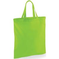Tasker Shopping Westford Mill  Lime Green